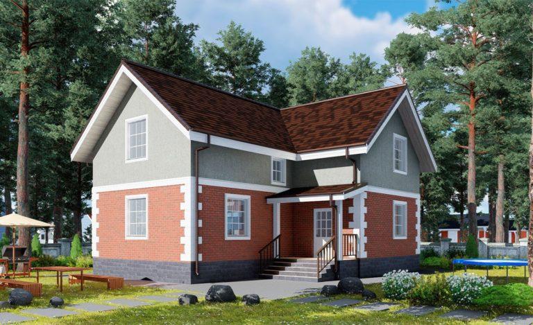 Проект дома Аксай