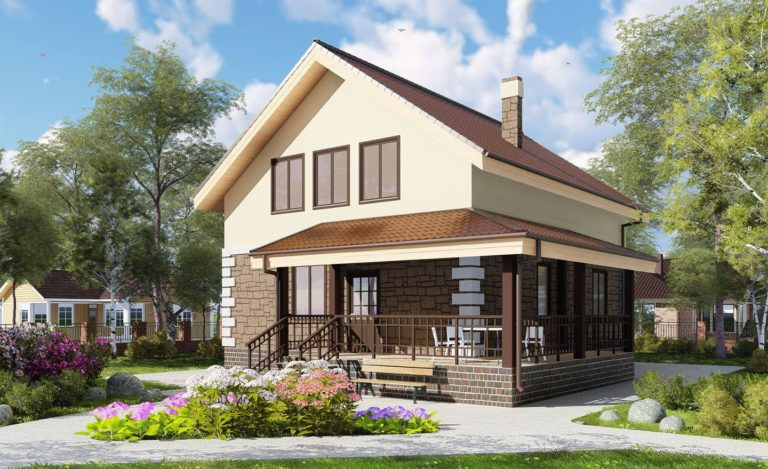 Проект дома Апрелевка