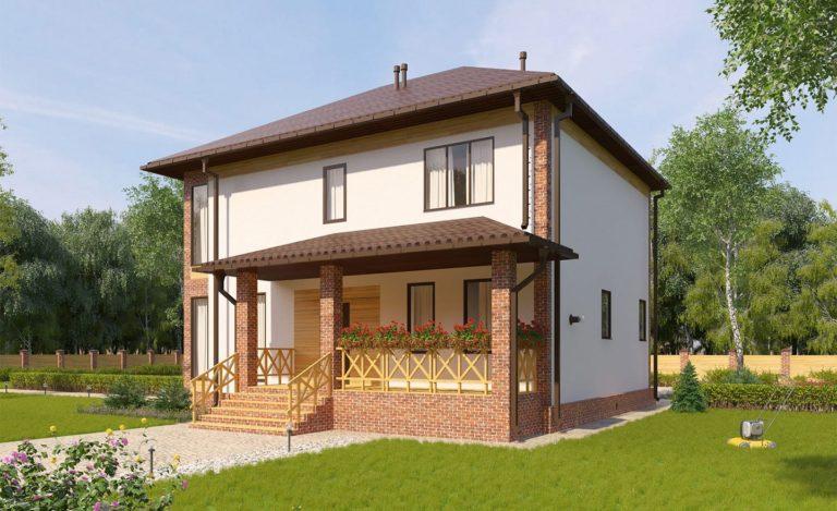 Проект дома Астрахань