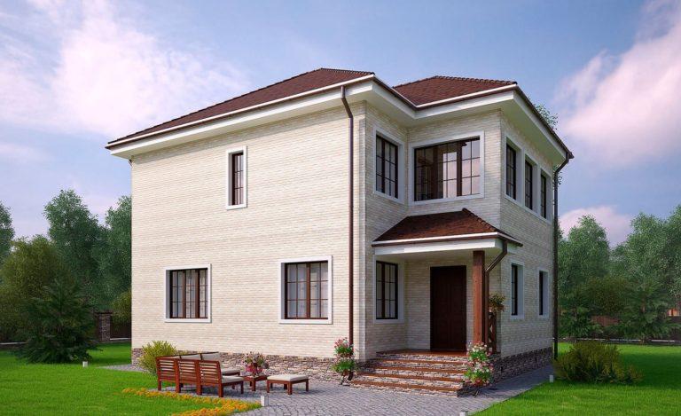 Проект дома Азов