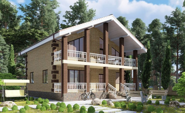 Проект дома Батайск