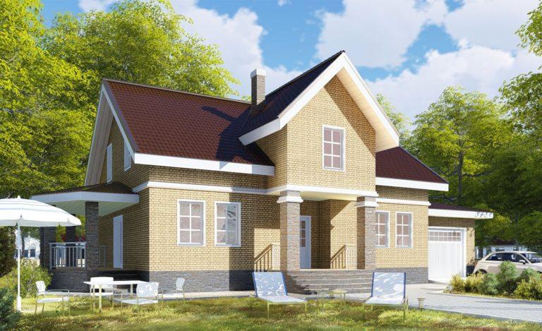 Проект дома Элиста