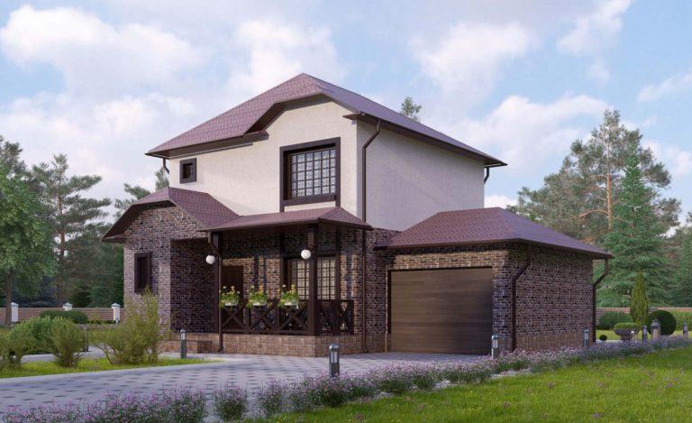 Проект дома Евпатория