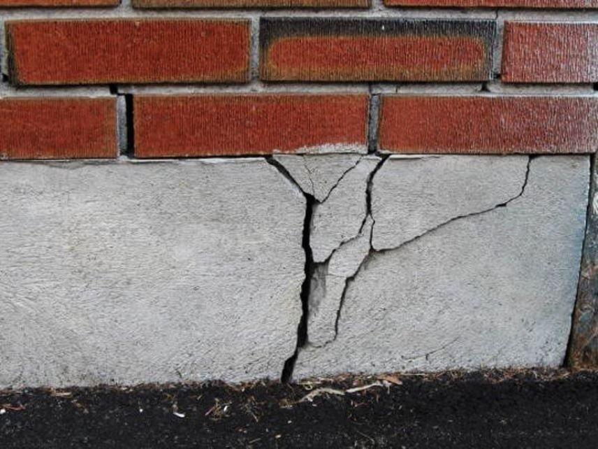Ошибки при строительстве фундамента