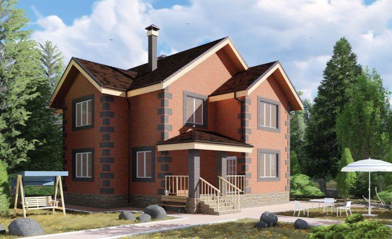 Проект дома Истра