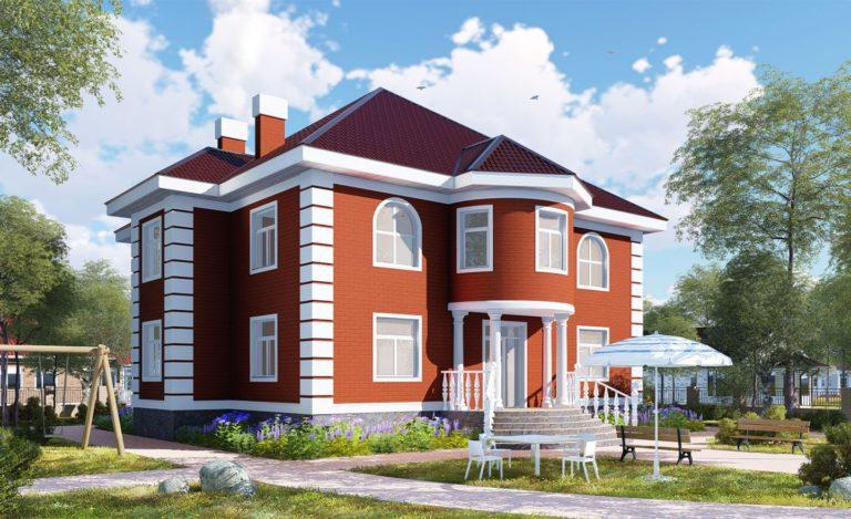 Проект дома Ижевск