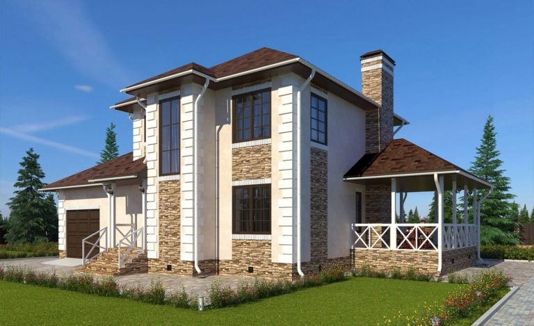 Проект дома Калуга