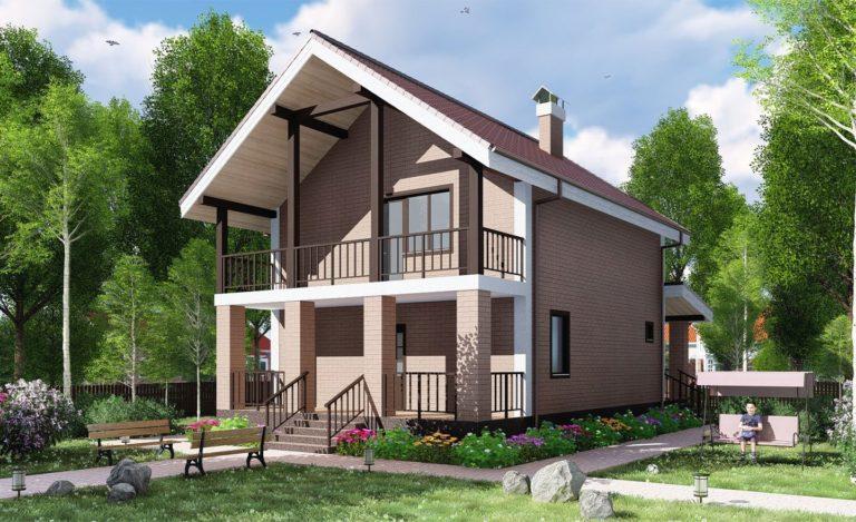 Проект дома Кисловодск