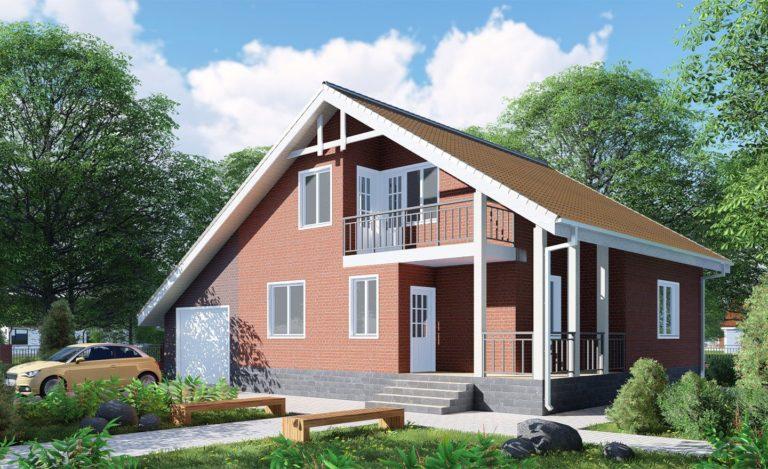 Проект дома Красногорск