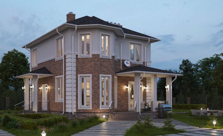 Проект дома Краснодар