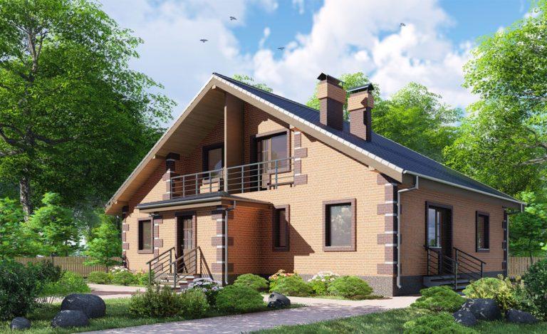 Проект дома Можайск