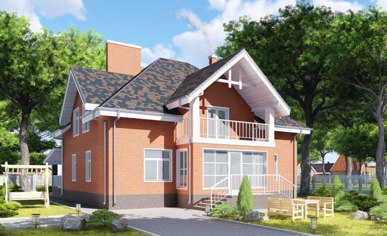 Проект дома Норильск