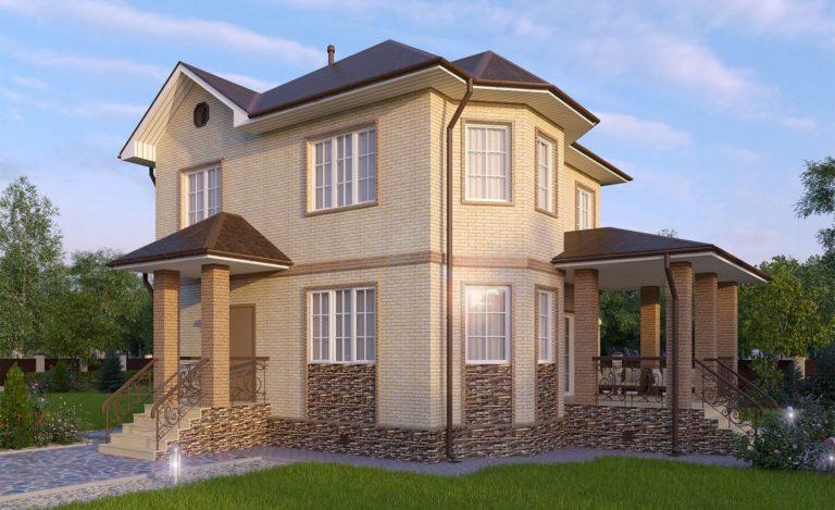 Проект дома Новороссийск