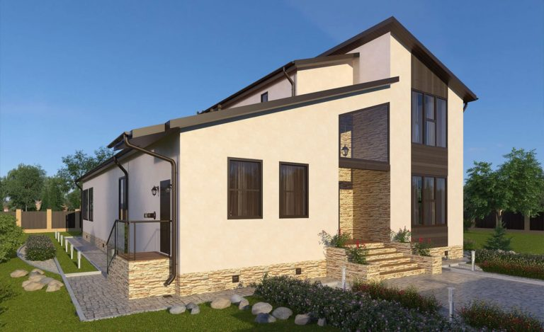 Проект дома Пермь