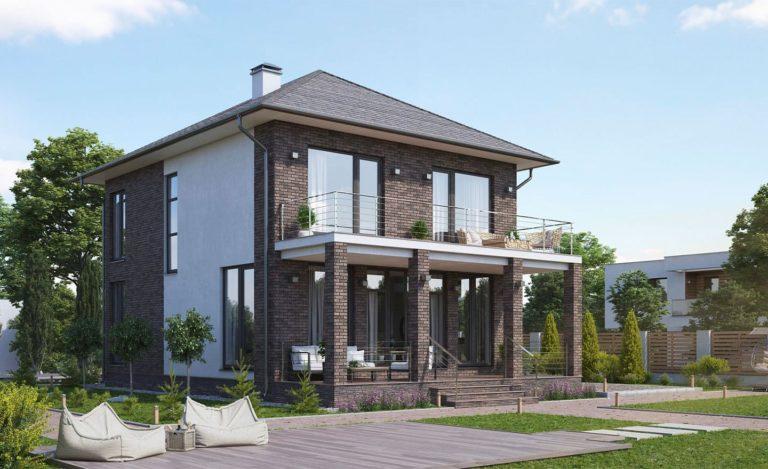Проект дома Ростов