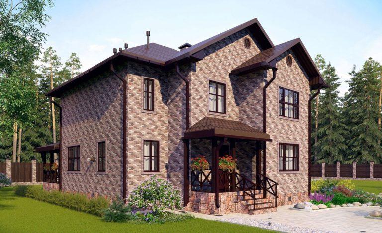 Проект дома Руза