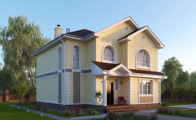 Проект дома Симферополь