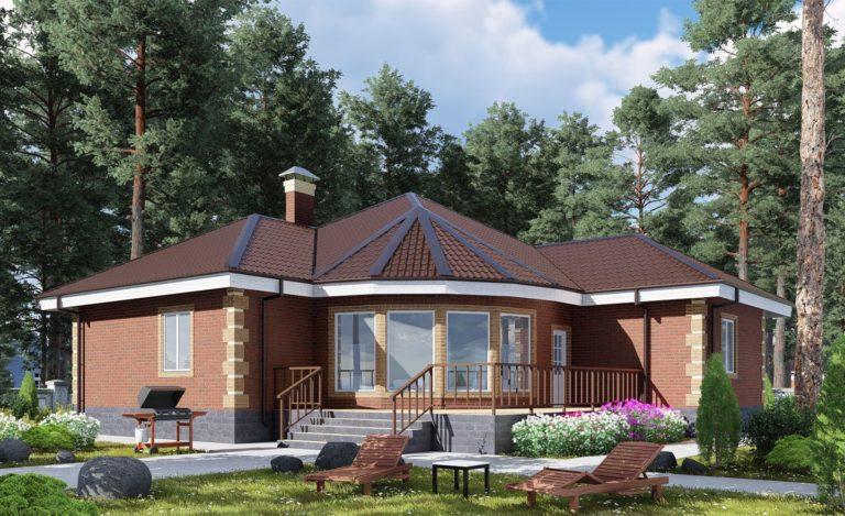 Проект дома Судак