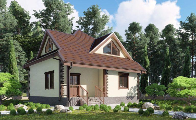 Проект дома Светлоград