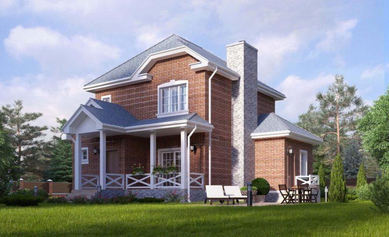 Проект дома Тихорецк