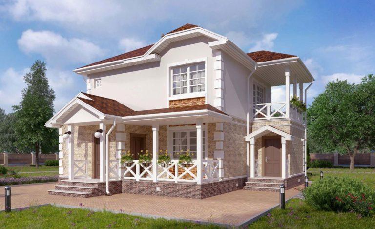 Проект дома Тимашевск
