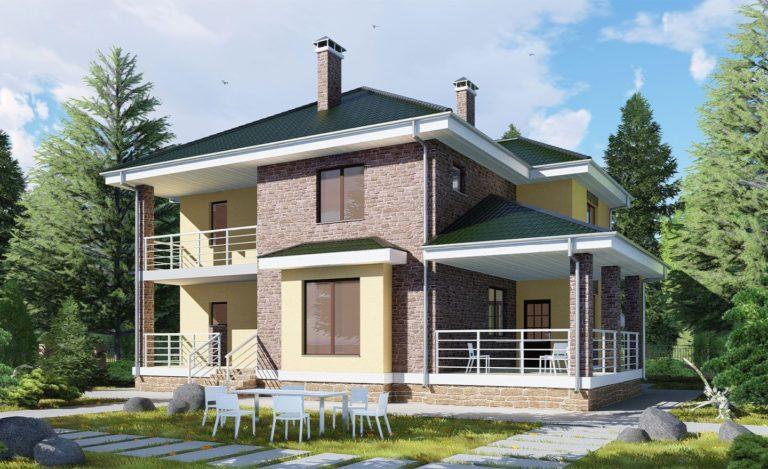Проект дома Тольятти