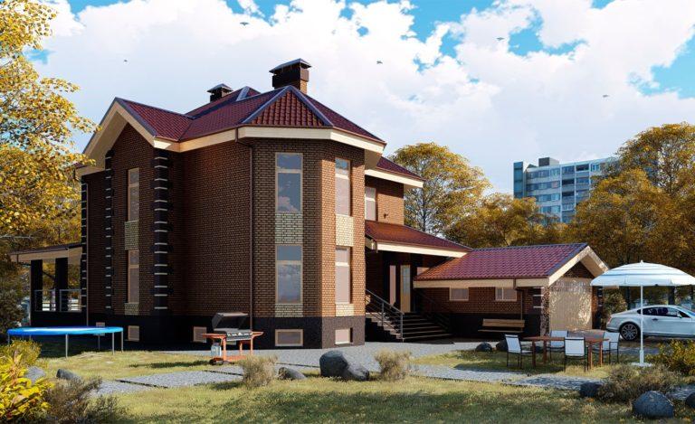 Проект дома Тюмень