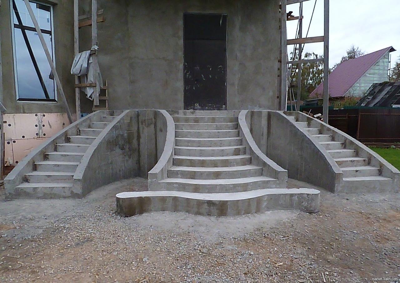 распространена самая фото картинки входных бетонных лестниц весенний маникюр выберут