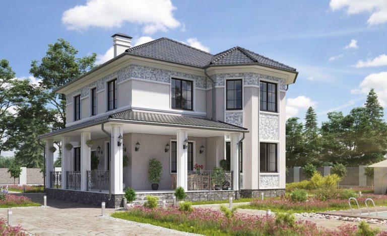 Проект дома Воронеж